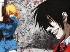 free download pictures of hellsing
