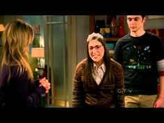 """It's a tiaaaaara!"" Seriously, one of the best Big Bang Theory moments ever."