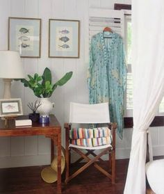 India Hicks guest bedroom at Hibiscus Hill