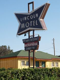 Lincoln Motel, Route 66 - Chandler, Oklahoma