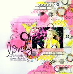 Lovely {My Scraps & More} - Scrapbook.com