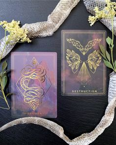 Threads of Fate — Tarot, Oracle Decks, Planners, Magic Ombre, Tarot Learning, Art Inspiration, Magick, Witch Aesthetic, Witch, Book Of Shadows, Tarot Cards Art, Vintage