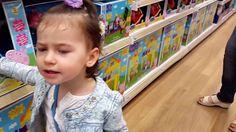 ВЛОГ Баку #3 Шопинг накупили много игрушек VLOG toys В детском магазине…