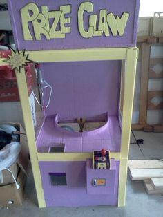 make a claw machine