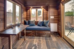 Mike Mercer and Laura Vincent didn't jump in to the world of tiny house living without doing their homework first.