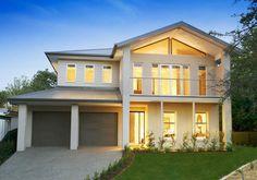 Rendered facade. Arizona home design. http://www.hotondo.com.au/home-design-arizona374_107.aspx