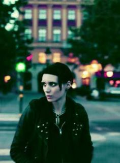 Rooney Mara as Lisbeth Salander...this character is such a badass!! Love Girl with the Dragoon Tattoo! Probably one of my favorite movies