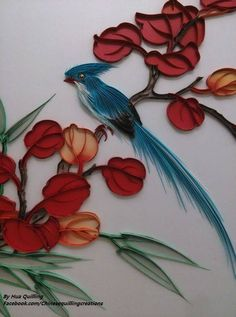 By Hua Quilling!