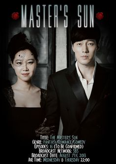Master's Sun - 주군의 태양  (Viki) So Ji Sub <3 and Gong Hyo Jin.   If it is a story from the Hong sisters and two of my favorite actors are the leading characters, how can I resist ^ ^