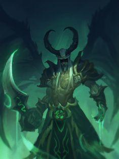 World of Warcraft: Legion Dh Wow, Wow Of Warcraft, Warcraft Legion, Illidan Stormrage, Character Art, Character Design, Blood Elf, Night Elf, Demon Hunter
