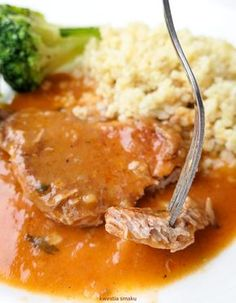 Discover recipes, home ideas, style inspiration and other ideas to try. Pork Recipes, Cooking Recipes, Healthy Recipes, Czech Recipes, Ethnic Recipes, Food Experiments, Pork Dishes, Special Recipes, Everyday Food