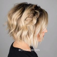 From year to year, a short hairstyle is traditionally topped by the lists of the most popular female haircuts. In the 2019 season, a short square remains one of the most fashionable and sought-after haircuts.