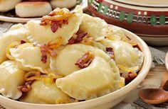 Granny's Cooking: Ukrainian vareniki  with potatoes