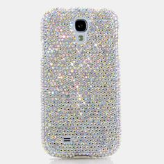 "Style 909 This Bling case can be handcrafted for Samsung Galaxy S3, S4, Note 2. The current price is $79.95 (Enter discount code: ""facebook102"" for an additional 10% off during checkout)"