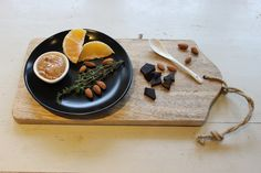 Tangerine and Chocolate Platter - Living the Low Carb Lifestyle www.goodtoeat.com.au