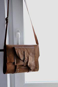 Lisbet / kožený zápisník Travel bag