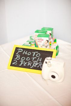 ltb diy photo booth for guests