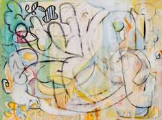Salume by Joseph Ginsberg  30 x 40 inches Painting: Oil, Mixed Media On Canvas $25,750
