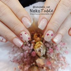 See this Instagram photo by @nekotable_nail • 460 likes