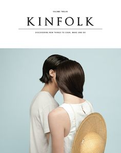 Kinfolk (The Saltwater Issue) vol. 12