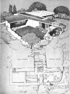 The Neutra Home