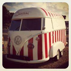 Santini Ice Cream Van - VW-Awesome!