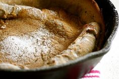 Gingerbread Spice Dutch Baby | Tasty Kitchen: A Happy Recipe Community!