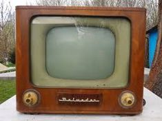 telewizor belweder -taki był w moim domu :) Box Tv, Design, History, Design Comics