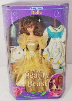 Disney Dolls, Beauty And The Beast, Lunch Box, Classic, Ebay, Derby, Bento Box, Classic Books
