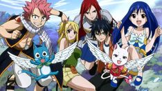 Your Fairy Tail Life! *SUPER LONG RESULTS* - Quiz   Quotev