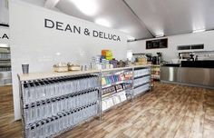 Dean & DeLuca had a pop-up store at the Dean & DeLuca Invitational in…
