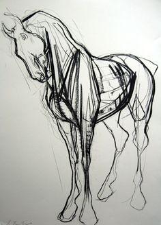 Blood Horse Study I