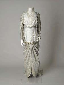Paul Poiret - Vintage Gown