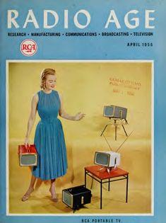 Radio Age, April 1956.