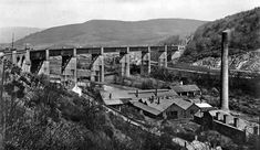 The Walnut Tree Viaduct once spanned a view that most of us now take for granted. Today, only a few reminders remain but with a little bit of imagination, you can see this once impressive structure Wales Uk, South Wales, North Design, Tree Tunnel, The Fox And The Hound, Local History, Cardiff, Roman Catholic, Old Pictures