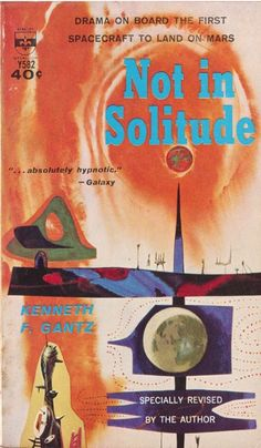 1961 Cover by Richard Powers