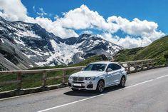 Ain't no mountain high enough for the #BMW #X4.  #BMWrepost @pajawinterova