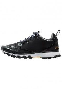 adidas by Stella McCartney - ADIZERO XT - Sneakers laag - black/yelca