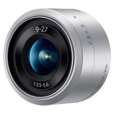 NX Mini 9-27mm Lens (Silver) EX-YZ927ZZASUS   Digital Camera Accessories