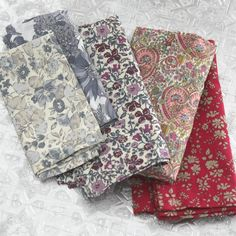 Picture of Little Liberty Cocktail Napkins Set of 4