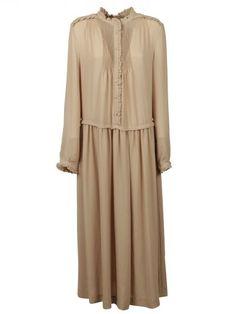 VERONIQUE BRANQUINHO Pleated Dress. #veroniquebranquinho #cloth #dresses