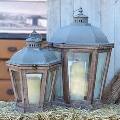 Our French Quarter Lanterns (Set of 2) are perfect for a whimsical romance wedding theme, $124.00