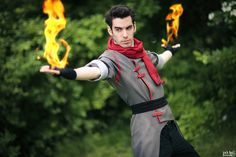 thehauntedrocket: Mako (Avatar) Cosplay by zacloudseth Photography by alucardleashed