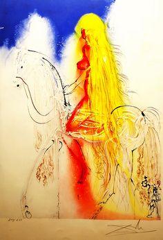 Salvator Dali Drawing 2 | by mistca