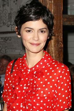 Audrey Tautou - Which Short Hairstyle Is Right For You? Get Inspo From The…