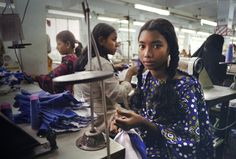 A Day In The Life Of A Sweatshop Worker
