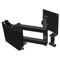 This is not just any TV Mount.  It's one that LOCKS - an important feature for when you're rolling down the road.  MOR/ryde Small Extending Swivel Wall Mount