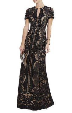 CAILEAN LACE MAXI DRESS