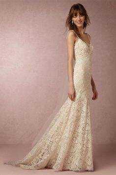 BHDLN new spring 2016 collection: Click to see all the beautiful wedding dresses, including styles with straps, long sleeves, lots of lace, and more than plenty perfect for a beach wedding