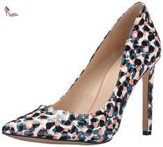 Nine West Tatiana Pompe Robe synthétique - Chaussures nine west (*Partner-Link)